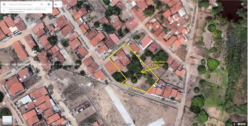 Chácara Para Venda Em Natal, Redinha - Terreno + Casas Em Via Pública, 3 Dormitórios, 1 Suíte, 2 Banheiros, 10 Vagas - Ter-1503-_2-1072822