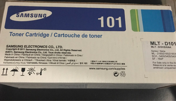 Cartucho De Toner Samsung