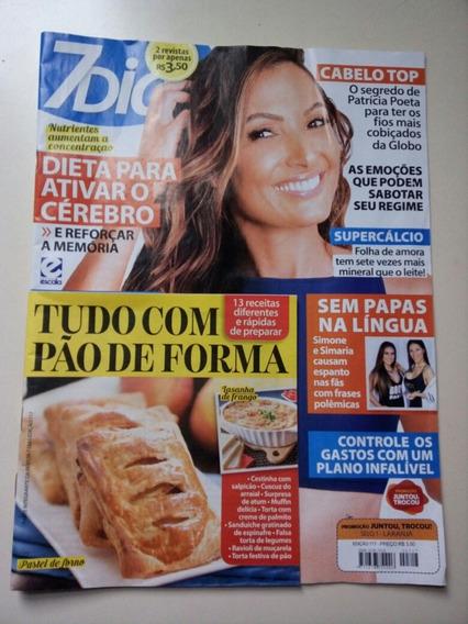 Revista 7 Dias 717 - Patricia Poeta