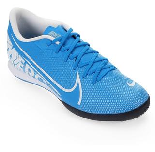 Tênis Futsal Nike Mercurial Vapor 13 Academy Ic Azul Royal