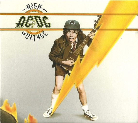 Ac/dc - High Voltage - Digipack Cd