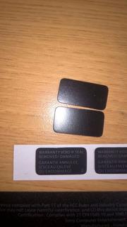 Lacre Selo Etiqueta Garantia Sony Ps4 (fat)