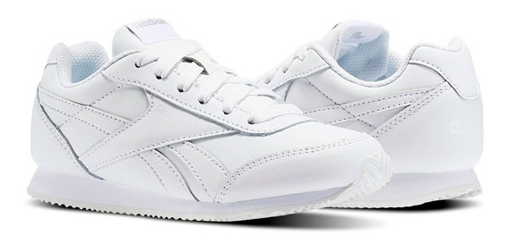 Tenis Reebok Royal Jogger 2.0 Blanco Infantil