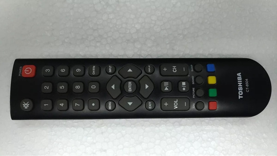 Controle Remoto Tv Semp Toshiba 32l1600, Original Perfeito