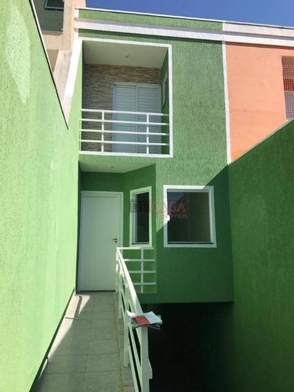 Sobrado Com 2 Dormitórios À Venda, 105 M² Por R$ 445.000,00 - Vila Ré - São Paulo/sp - So3442