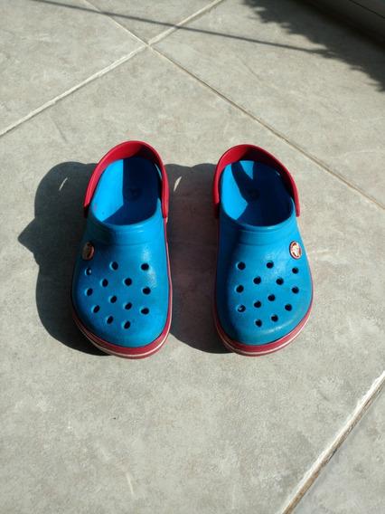 Zuecos Crocs Originales Talle 12-13 Niños