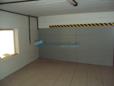 Barracao Industrial Em Campinas - Sp, Jardim Do Trevo - Ba00136