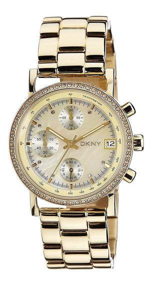 Relógio Dkny - Ny8340 - Dourado