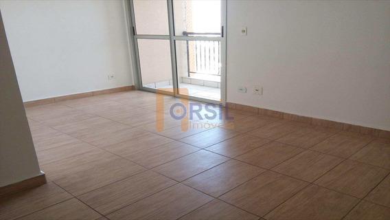 Apartamento Com 3 Dorms, Vila Mogilar, Mogi Das Cruzes - R$ 280 Mil, Cod: 1180 - A1180
