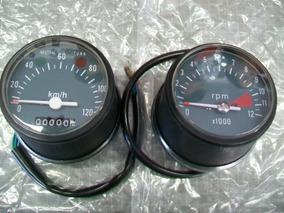 Painel Honda Cg 77 Ate 82 Bolinha Ml 125 Velocimetro