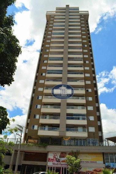 Apartamento Com 3 Dormitórios À Venda, 98 M² Por R$ 510.000 - Jardim Sumaré - Araçatuba/sp - Ap0738