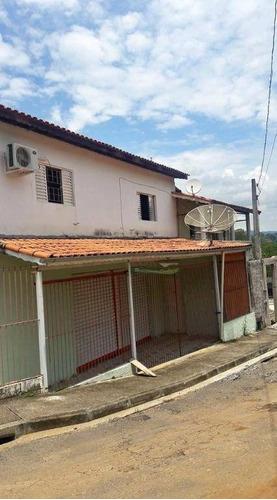 Imagem 1 de 1 de Sobrado Com 2 Dormitórios À Venda Por R$ 378.000,00 - Sapé I - Caçapava/sp - So2128