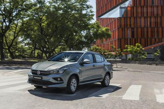 Fiat Cronos 1.3,1ºcta 20%, 80% En Cuotas /men)