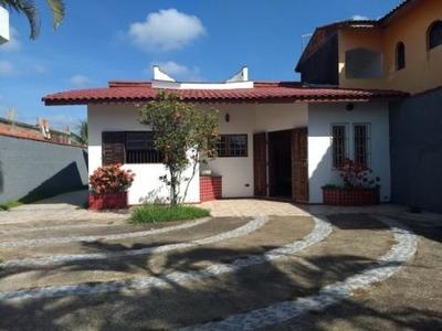 Casa Na Praia De Itanhaém Próximo Ao Centro Ref 5112