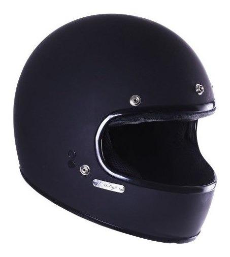 Casco Moto Integral Vertigo Vintage Sheriff. Tienda Oficial
