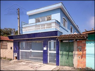 Aluguel De Casa No Centro De Bertioga - Ca00006 - 4879885
