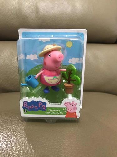 Peppa Pig // Jardinería Con Abuela Pig // Original