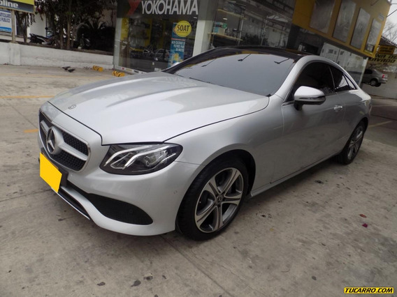 Mercedes Benz Clase E 200 Coupe