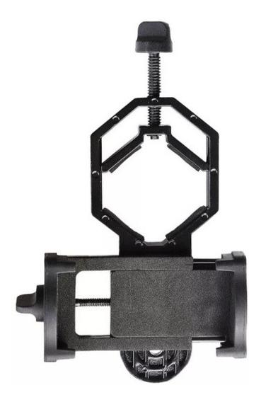 Adaptador Suporte Para Celular Para Luneta Ou Telescópio Top