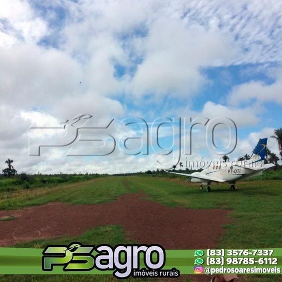 Fazenda À Venda, 100000000 M² Por R$ 50.000.000 - Sao Pedro - Codó/ma - Fa0037