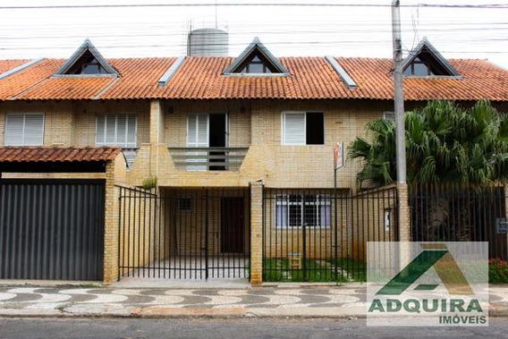 Casa Sobrado Padrão Com 3 Quartos - 3103-l