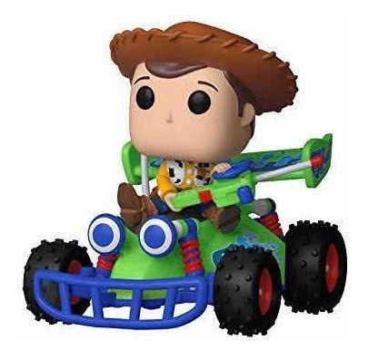 Funko Pop Rides Toy Story Woody Con Rc