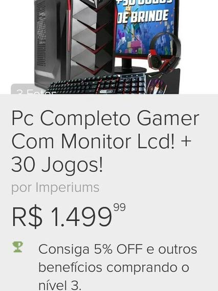 Computador Completo Confira