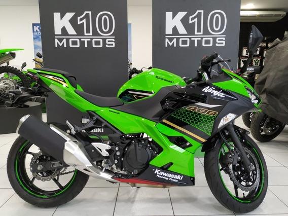Ninja 400 Krt - 2020 - Condições Especiais
