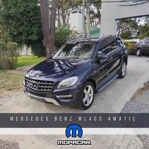 Mercedes-benz Ml Ml 4matic