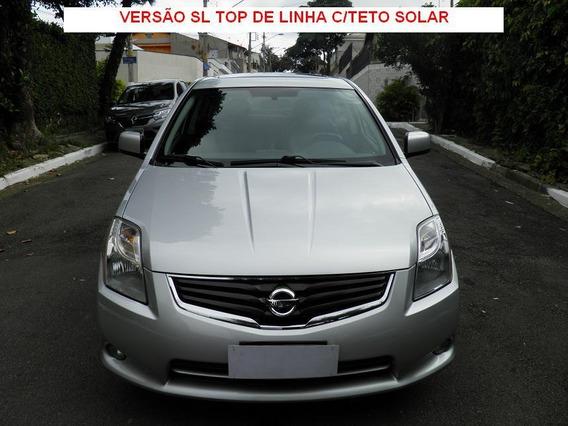Nissan Sentra Sl 2.0 Flex Autom.