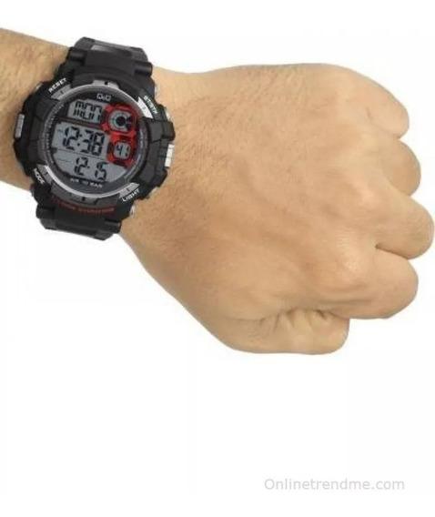 Relógio Qq Regular Pacer Multi Sport 100 Metros