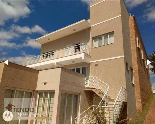 Imagem 1 de 15 de Sobrado 1000 M² - Venda - 3 Dormitórios - 3 Suítes - Jardim Primavera - Itupeva/sp  / Imob02 - So0375