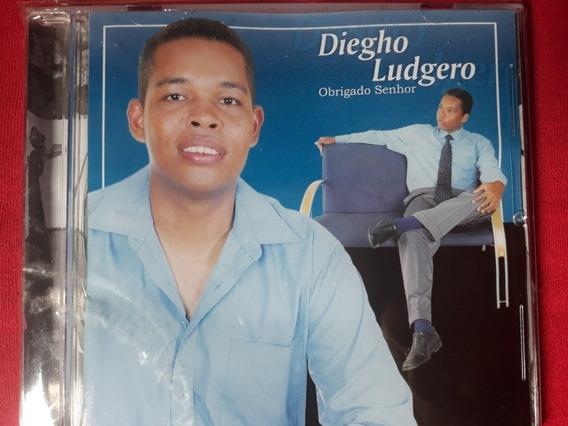 Cd Obrigado Senhor. Diego Ludgero