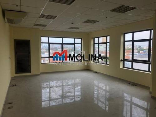 Sala Comercial Com 1 Vaga De Garagem Para Locação Rua Alegre - 4093