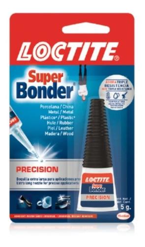 Imagen 1 de 3 de Super Bonder X 5gr Pegamento Adhesivo Ciano Loctite Ionlux