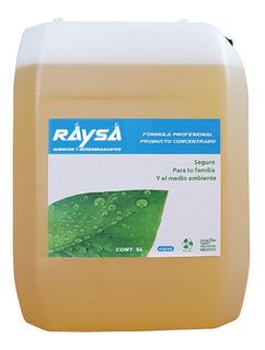 Jabon Potasico 5 Litros Insecticida Natural Para Cultivos