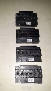 Picos De Cabezal Epson L805 L800 T50 R290 L850 Originales