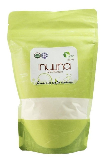 Inulina De Agave Orgánica