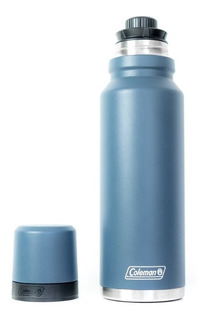 Termo Acero Inoxidable Coleman - 1,2 Lts Azul