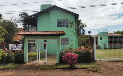 Casa No Jardim Canadá Em Nova Lima Com 3 Quartos, Suíte E 3 Vagas !!! - 451