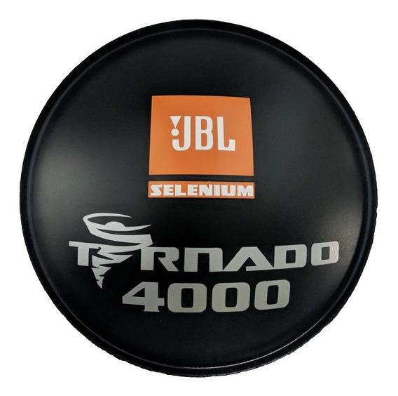 Protetor Tornado 4000 Jbl - Tampa Pó Para Alto-falante