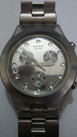 Relógio Swatch Ag 2005 Feminino 333b)