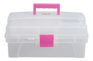 Caja Neceser Vanity Para Manicure Caja Para Cosméticos Nueva