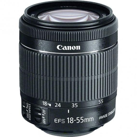 Lente Canon Ef-s 18-55mm F / 3.5-5.6 Is Lente Stm