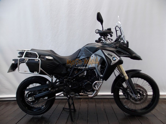 F 800 Gs Adventure 2017 Cinza