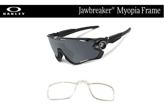 Oakley Jawbreaker - Clip On Oftalmico