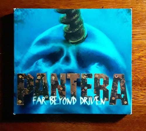 Pantera Far Beyond Driven Edición Especial