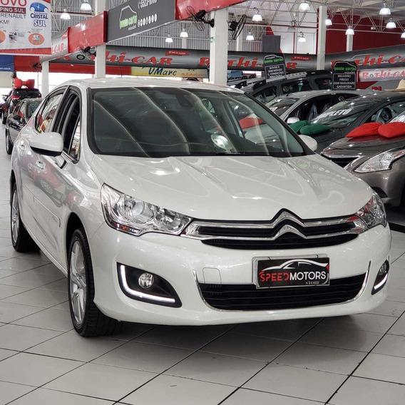 Citroën C4 1.6 Thp Tendance Flex Aut. 4p 2017