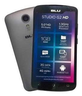 Celular Blu Studio G2 Hd Dualsim 1gb Ram 4g 5mp Pantalla Hd