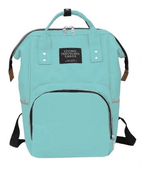 Mochila Bolsa Para Maternidade Bebê Mamadeira Fashion Bag